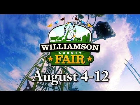 2017 Williamson County Fair - Country Pride, County Wide!