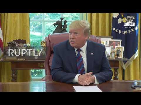 USA: Guatemala signs asylum deal with US after Trump's threats
