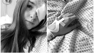 Meine Lid Operation   2. Ptosis  Op in Trier