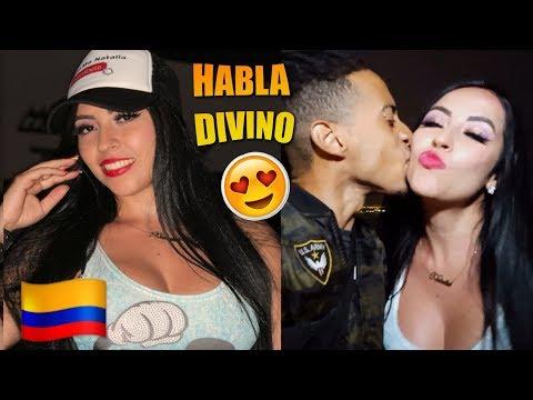 CITA CON UNA COLOMBIANA EN PERU / habla muy rico ♥ !!