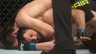 Demian Maia vs Carlos Condit (Gracie Breakdown featuring Demian Maia!)