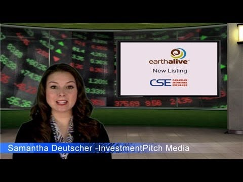 Earth Alive Clean Technologies (CSE: EAC) New Listing
