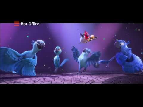 Legend Box Office - Rio 2