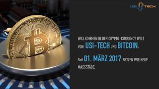 ⭐️USI TECH⭐️ Bitcoin BTC Kurz Präsentation deutsch HD NEU!!!⭐️