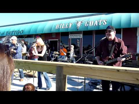 40 East-Turn On The Radio (cover)-HD-Billy Goats-Wilmington, NC-3/9/13