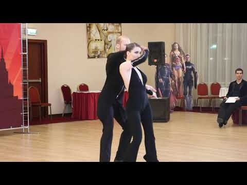 Rising Star Routines Dmitriy Afonasov   Yaroslava Svirina   MWF 2018