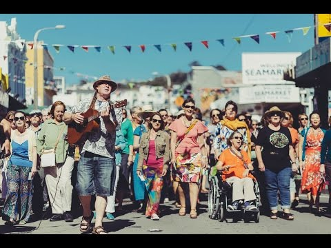 2016 Wellington Airport Community Awards Supreme Winner CubaDupa (Creative Capital Arts Trust)