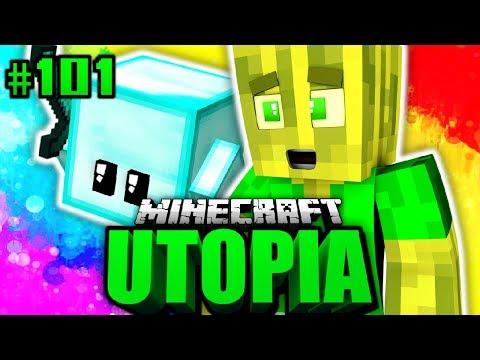 STAFFEL 2 BEGINNT!! - Minecraft Utopia #101 [Deutsch/HD]