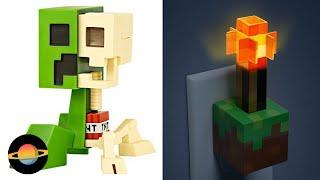 10 super gadżetów inspirowanych Minecraftem