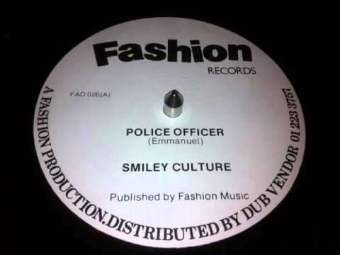 Smiley Culture - Police Officer 12''