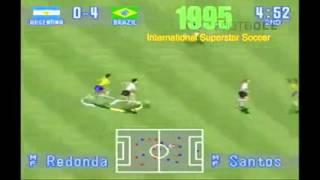 تطور العاب كرة القدم الإلكترونيه علي مر التاريخ
