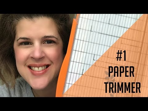The Best (not to mention inexpensive) Paper Trimmer