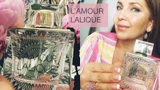 ОБЗОР НА ПАРФЮМ  L'AMOUR от LALIQUE????(Katya Ru)