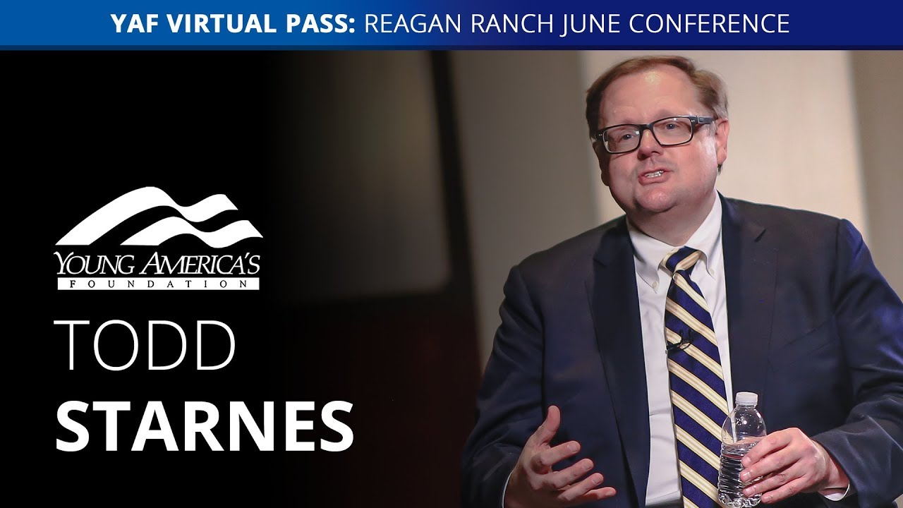 YAFTV Todd Starnes LIVE at the Reagan Ranch June Conference