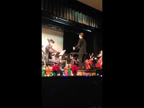 Simon Morris surprise student conducting