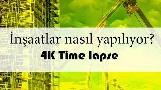 İnşaat Time lapse bizim işimiz! - İKM Prodüksiyon