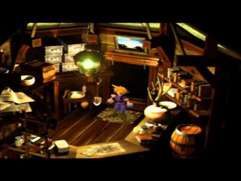 Final Fantasy VII Blind - Part 46 - Spirit Energy