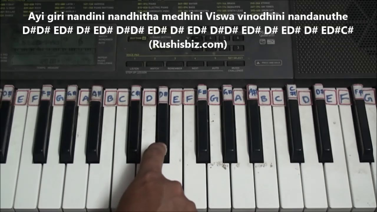 6 five finger piano pieces for beginners let's play music.