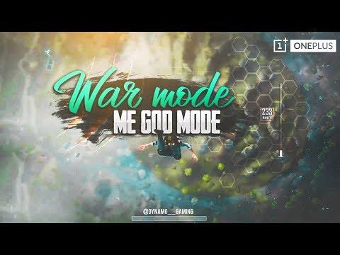 WARMODE ME GODMODE | PUBG MOBILE HIGHLIGHT