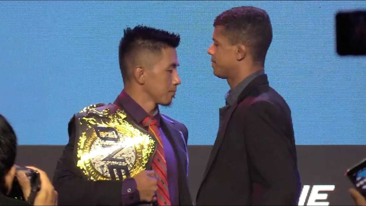 ONE: Geje Eustaquio, Adriano Moraes looking for convincing finish to trilogy