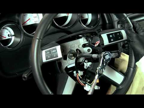 Dodge Challenger 2007 >> 2010 Challenger Grant Steering Wheel - YouTube