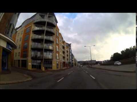 Motorbike Ride , St Helier, Jersey