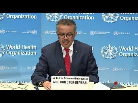 Covid-19: l'OMS mobilise le monde, sans les États-Unis, pour un accès universel aux vaccins