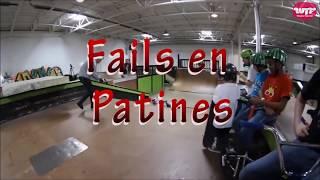 Los mejores fails en patines
