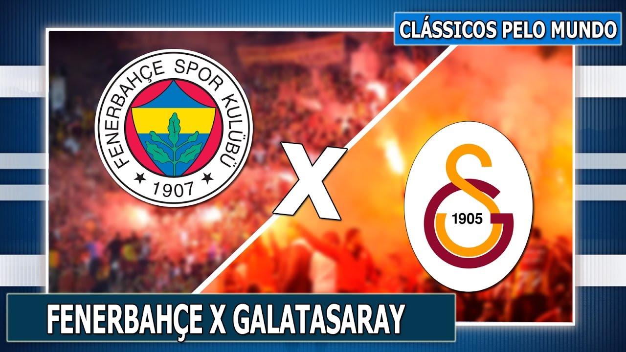 Fenerbahce X Galatasaray L Classicos Pelo Mundo Ep 006 Youtube