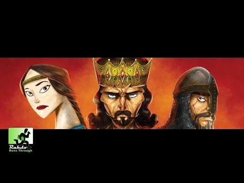 Architects of the West Kingdom Gameplay Runthrough