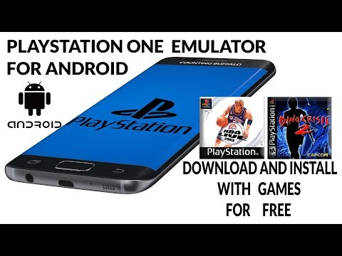 Ps1 Emulator For Android  With Games