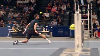 "ATP Tennis - Top 10 ""High Arching"" Dropshots [HD]"