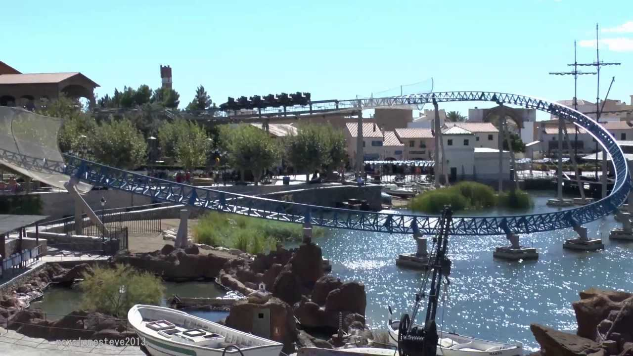 furius baco port aventura including front seat