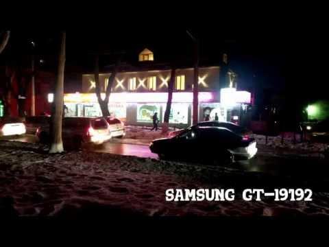 Samsung i9192 galaxy s4 mini (тест фотокамеры телефона)