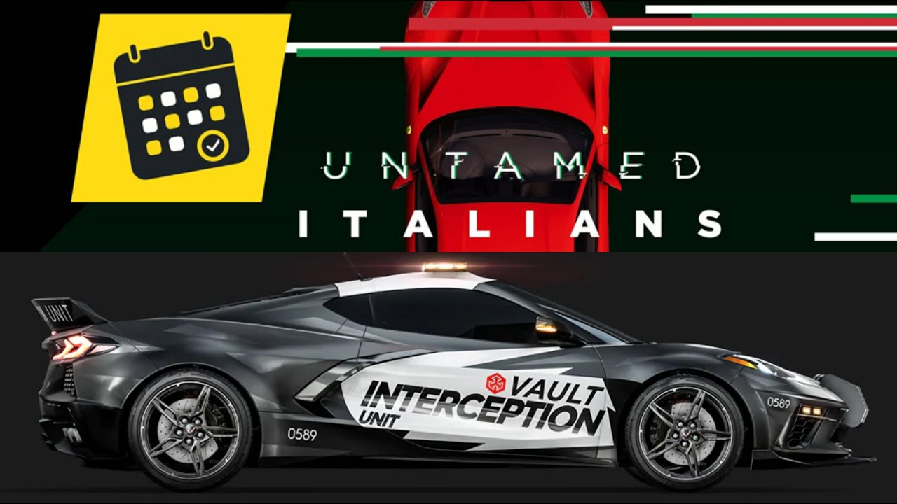 "TC2: ""UNTAMED ITALIANS"" REWARDS (LAMBORGHINI HURACAN PERFORMANTE) |MOTORFLIX (THE CHASE) UPDATE/CARS"