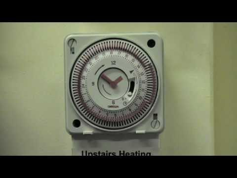 Setting A Pin Time Clock Youtube