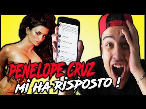 PENELOPE CRUZ MI HA RISPOSTO ! | Awed™