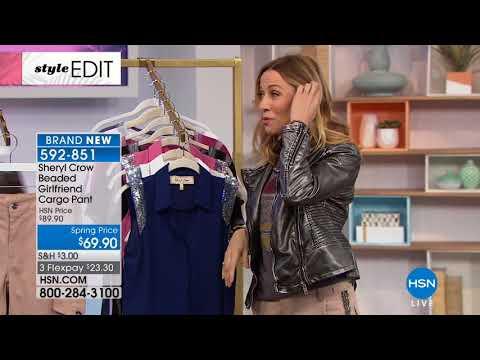 HSN | Sheryl Crow Fashions . http://bit.ly/2FwJ1RD
