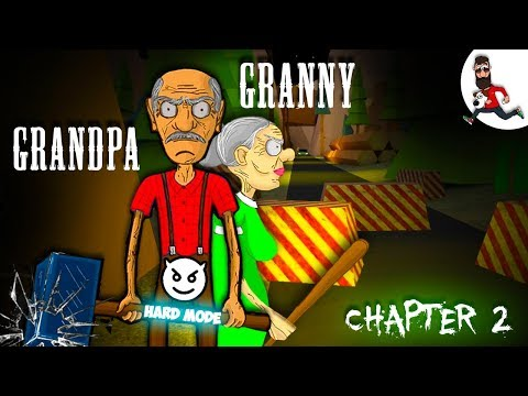 Granny And Grandpa House ► 🐕Chapter 2 (Forest) 🐕► FULL GAME (HARD MODE) [android]