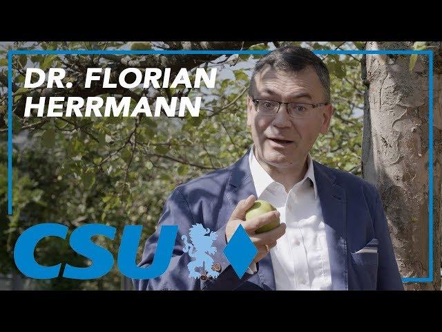 Florian Herrmann (CSU) |Landtagswahl Bayern | #dasorangeSofa