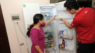 Sử dụng tủ lạnh mà không biết mẹo TIẾT KIỆM điện này thì đúng là phí cả đời