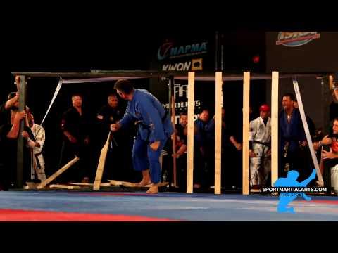 John Zurisk – World Breaking Record – US Open 2014