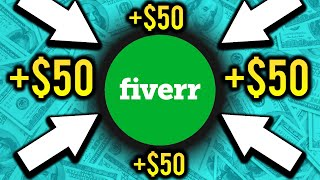 How To Make MONEY on FIVERR Without Skills! - 3 Fiverr Listings ANYBODY Can Do!