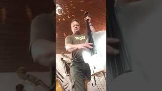3/4 Pfretzschner Aluminium Kontrabass - Video 1