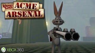 Looney Tunes: Acme Arsenal - Catherine - Xbox 360 / Ps3 Gameplay (2007)