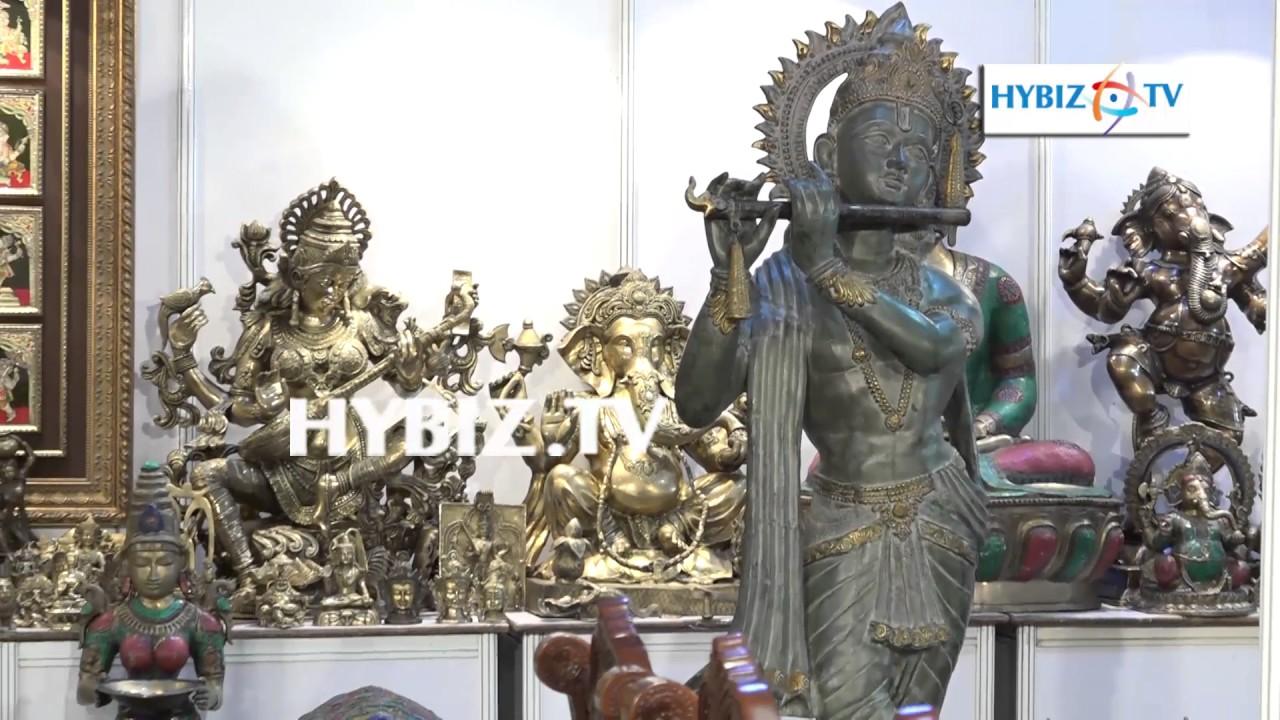 Furniture Expo Hitex Exhibition Hyderabad Hybiz Youtube