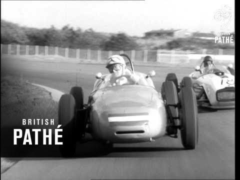 The Dutch Grand Prix Won By Von Trips (1961)