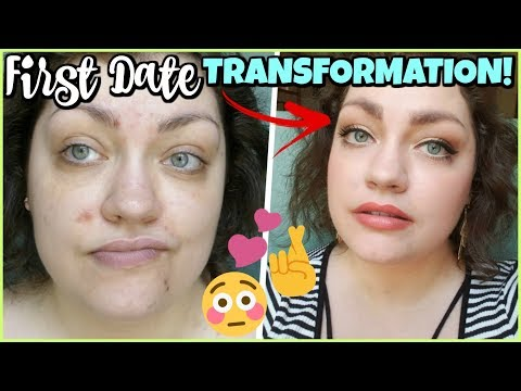 FIRST DATE GET READY & UNREADY WITH ME | Makeup, Outfit, & DATE RECAP!!!