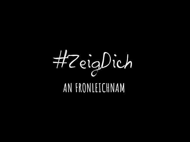 #ZeigDich