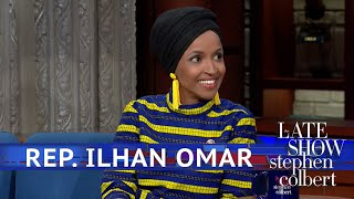 Rep. Ilhan Omar Is As 'American As Everyone Else'